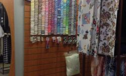 Магазин тканей и швейной фурнитуры